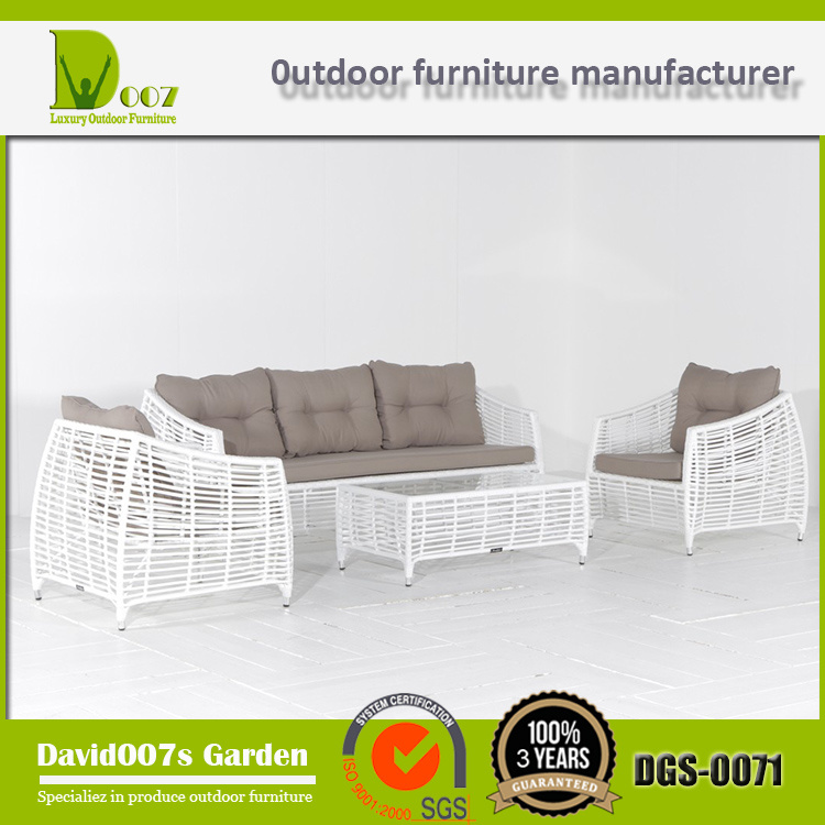 Wholesale Outdoor Furniture Sectional Sofa, Dgs-0071 Furniture Sofa Set
