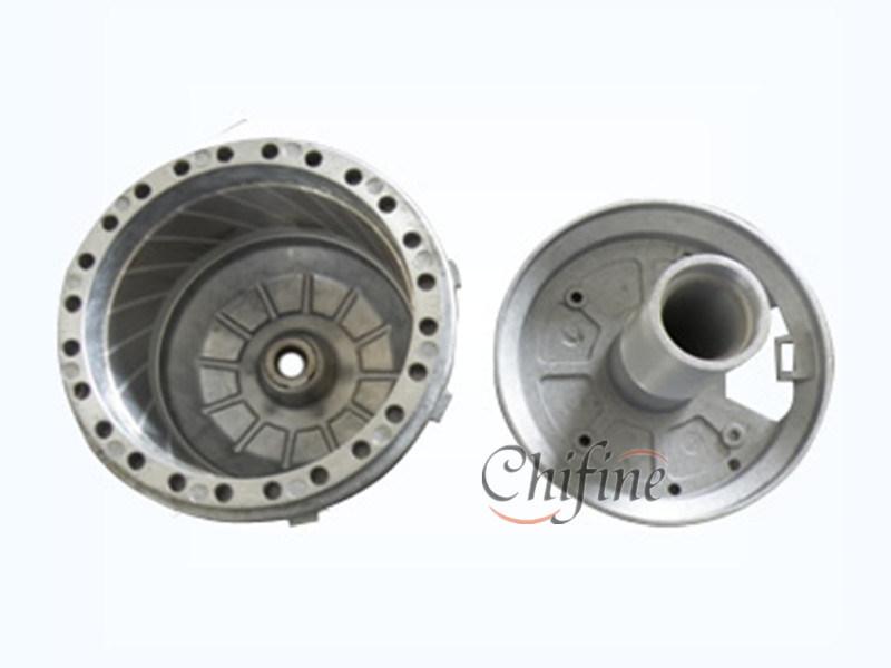 Aluminum Die Cast Motor Casting Foundry Aluminum
