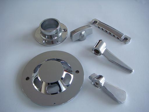 Wholesale Machined Zinc Die Casting Parts for Equipments