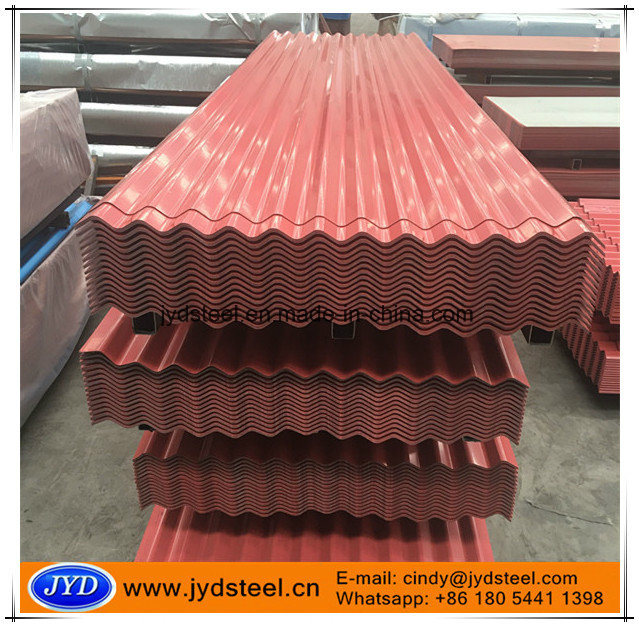 Corrugated PPGI Steel Roofing Sheet
