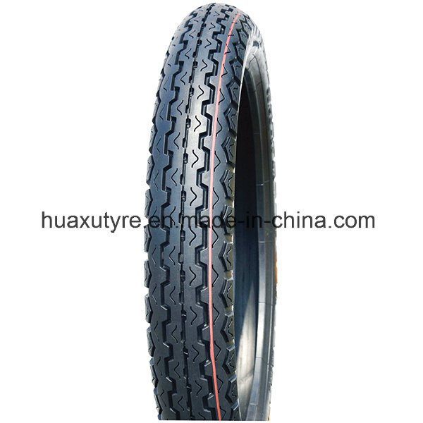 Tubeless Motorcycle Tyre 360h18 for South America Market