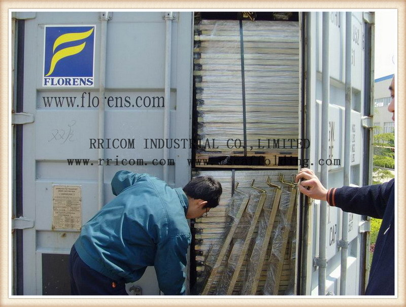 Europe Type Galvanized Scaffolding Gurad Rails Props