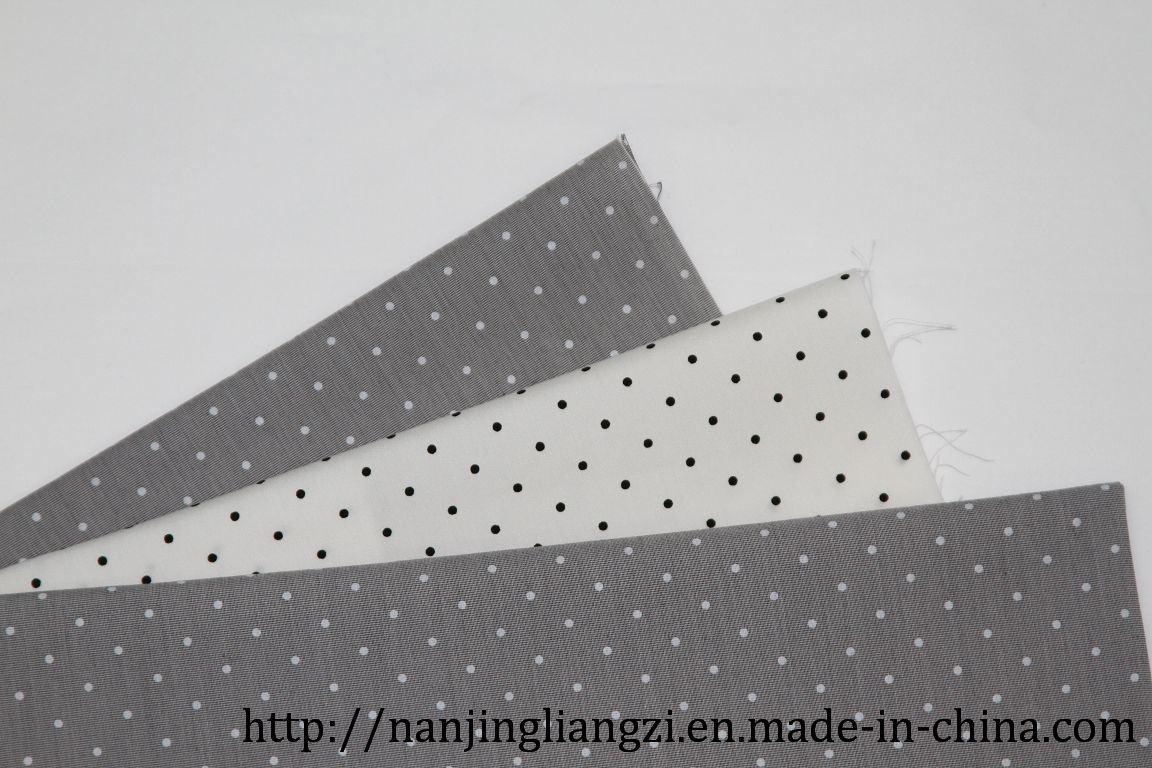 Yarn Dyed Cotton Nylon Spandex + Printing