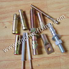 Metal Anchor Bolt