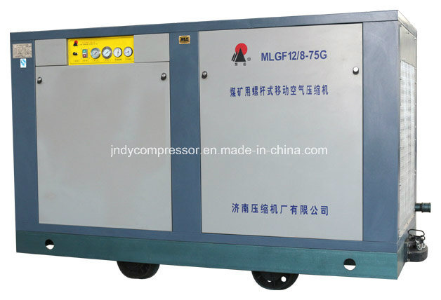 Air Cooled Portable Air Compressor