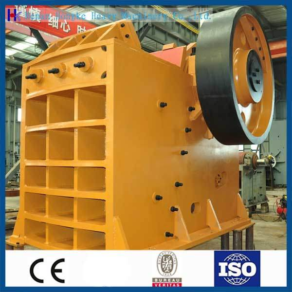 China Capacity 10-300t/H Stone Jaw Crusher for Mining