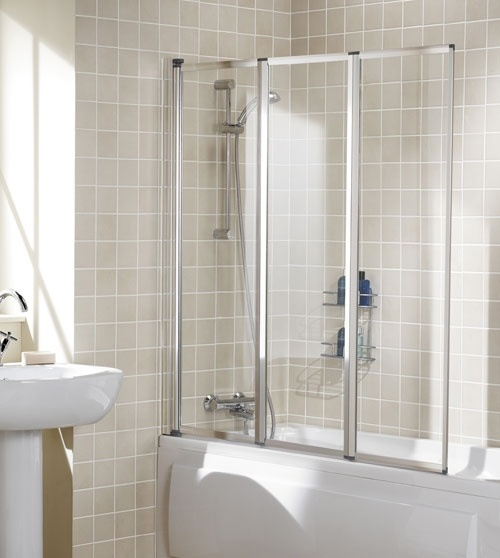 bathtub shower screens 171 bathroom design aqualux over bath shower screen 5mm glass