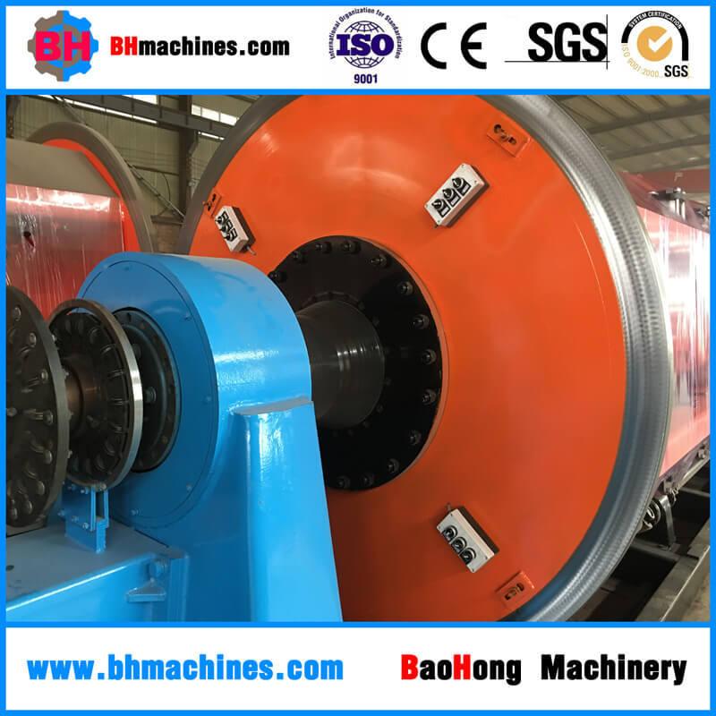(630/1+6+12+18+24) Rigid Stranding Machine for Copper & Aluminum Conductor