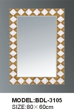 Glass Mirror for Bathroom (BDL-3105)