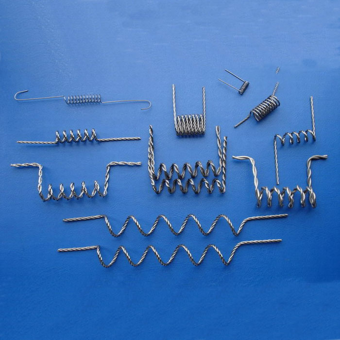 Stranded Tungsten Filaments