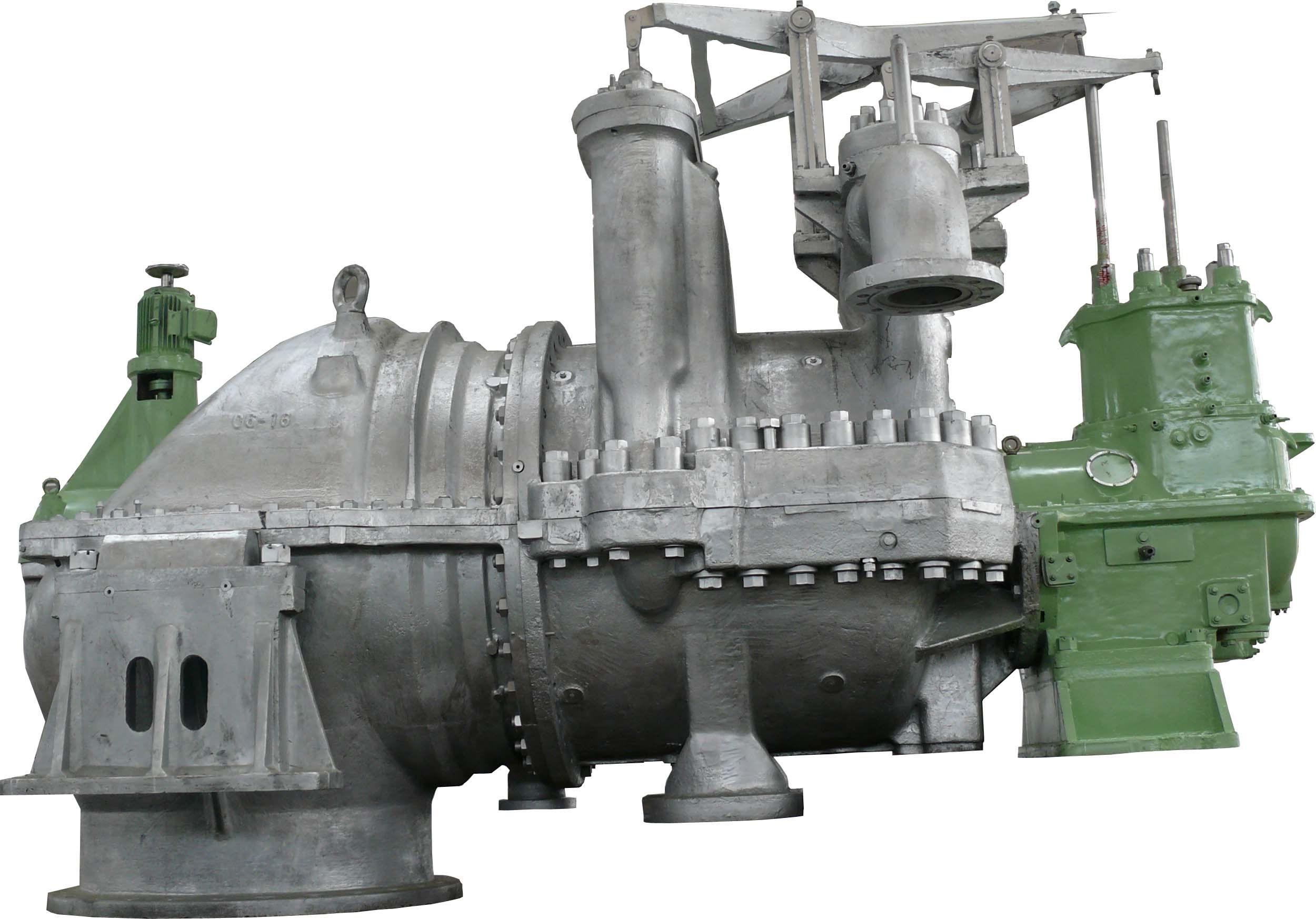 Condensers For Steam Turbine