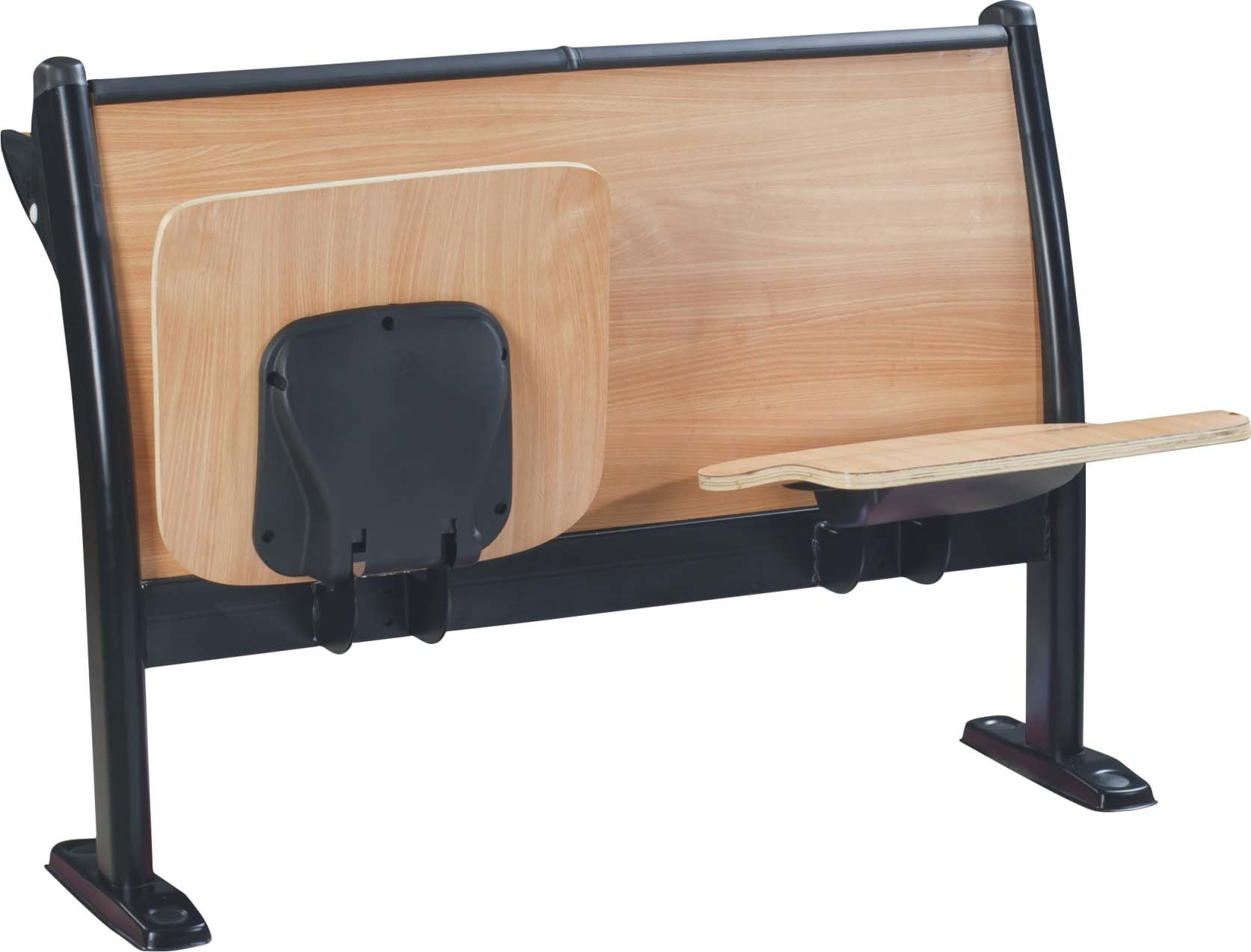 School Classroom Desk Chair and Lecture Hall Seat University Auditorium Chair (S03)