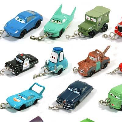 pixar cars. Pixar Cars Keychain Toys