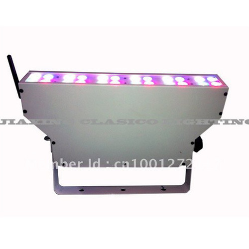 24*1W RGBW Wireless and Battery Powered LED Wall Washer Light (CL-BPLW24)