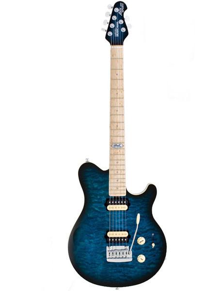 Electric Guitar (JW Music Man) China Music Man Guitar, Electric ... Easy Arabesque Art