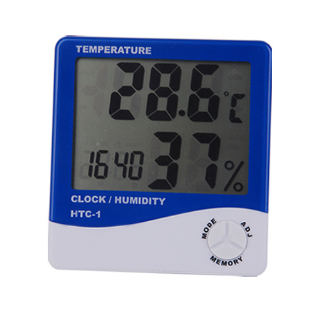 Table Style Humidity and Thermometer (HTC-1)
