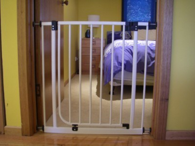 cat baby gate