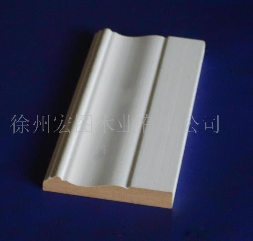 Primed or Lacquered Wood Moulding