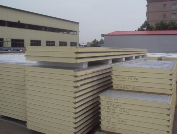 Polyurethane Sandwich Panel Roof : Pu sandwich panel for roof china