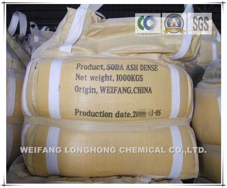 Soda Ash / Sodium Carbonate / Soda Ash Dense / Soda Ash Light / Soda Ash 99%