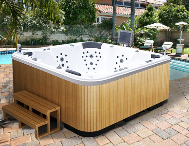 china outdoor spa whirlpool bathtub hot tub e 901 china outdoor spa spa. Black Bedroom Furniture Sets. Home Design Ideas