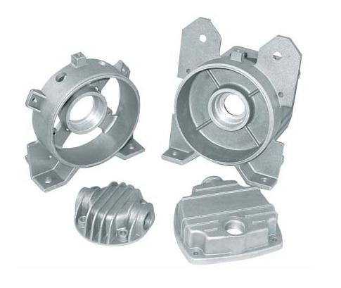Aluminium Casting & Machining Parts