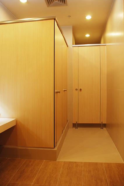 Restroom Partition Walls Home Design