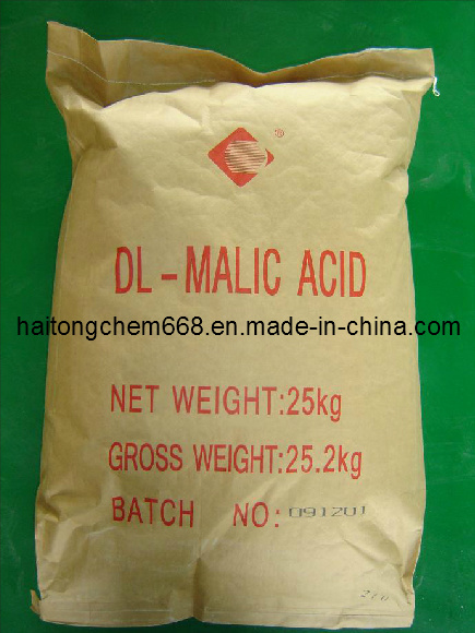 Dl-Malic Acid (HS CODE: 2918199090)