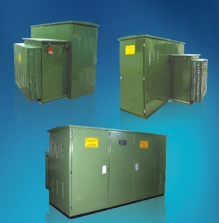 China Hyb W 12 04 Outdoor Box Type Transformer