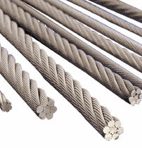 Stainless Steel Balustrade Wire Rope - AISI316