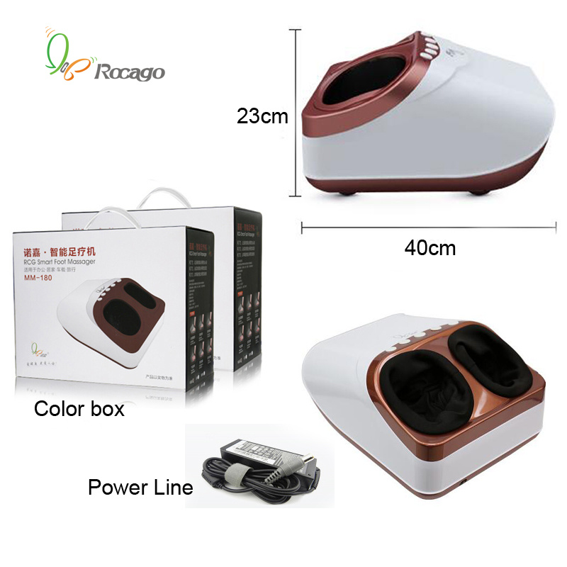 Full Coverage Vibrating Foot Massager Air Pressure Electric Foot Massager