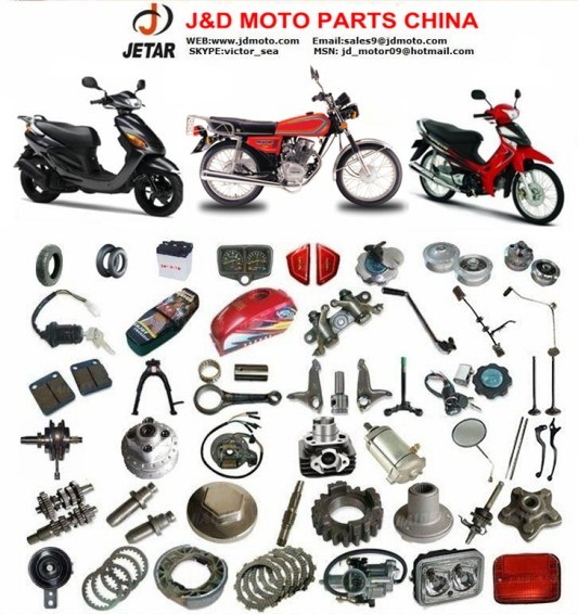 China Motorcycle Spare Part Suppliers Motorcycle Spare