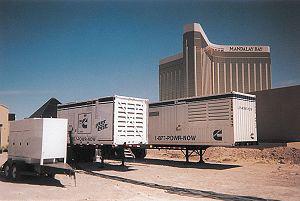 Mobile Generator Container Special Container Storage Container Equipment