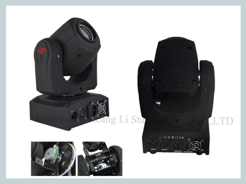 Mini CREE 10W LED Spot Moving Head for Club (HL-014ST)