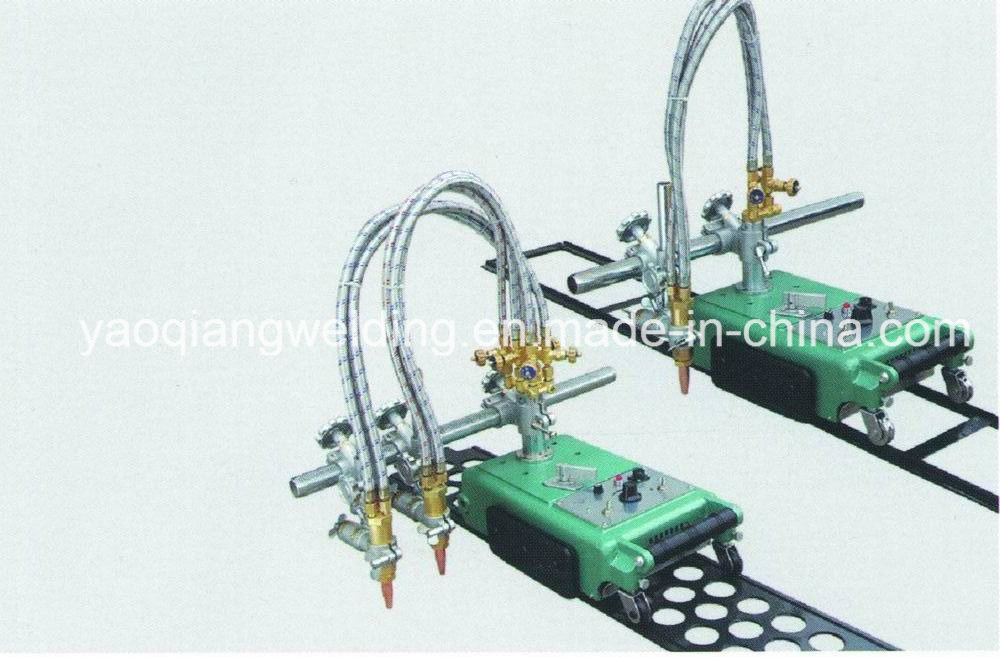 Track Burner Portable Handle Gas Cutting Machine