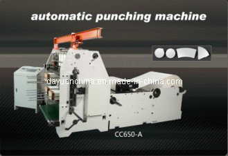 Automatic Punching Machine (CC450 CC650 CC880 CC1080)