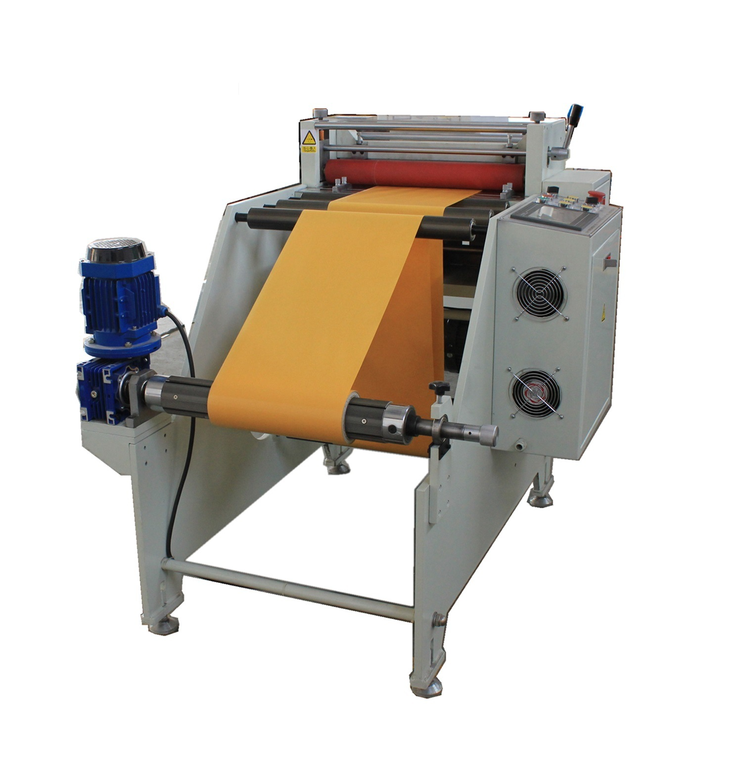 PE Coated Paper Roll Cutting Machine (DP-360)
