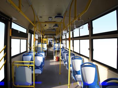 Sunlong Slk6189au Diesel City Bus