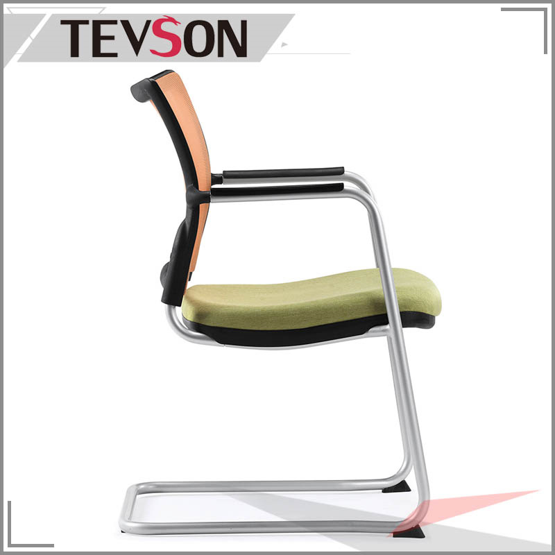 Soft and Comfortable Bow Conference Chair for Meeting or Reception Room