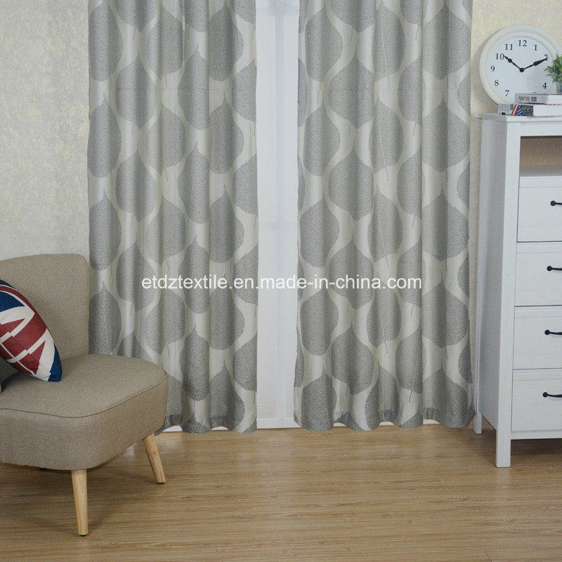 Top Quality High Warp Desity Jacquard Curtain Fabric
