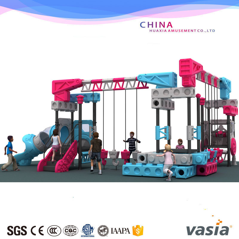 2016 Children Amusement Park Outdoor Playground for Sale