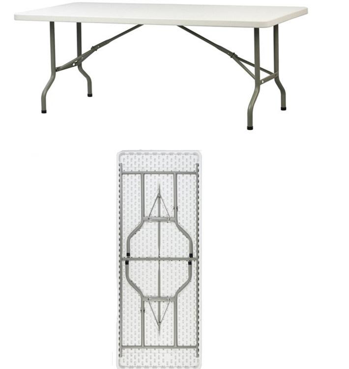 6FT Below-Molding Rectangle Folding Table (YCZ-183C)