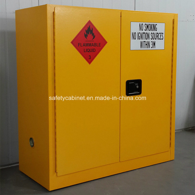 Westco 30 Gallon Safety Storage Cabinet for Flammables and Combustibles