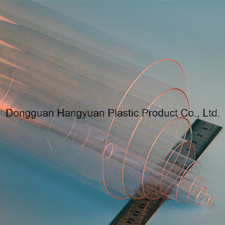 Clear Plastic Pipe for Packaging