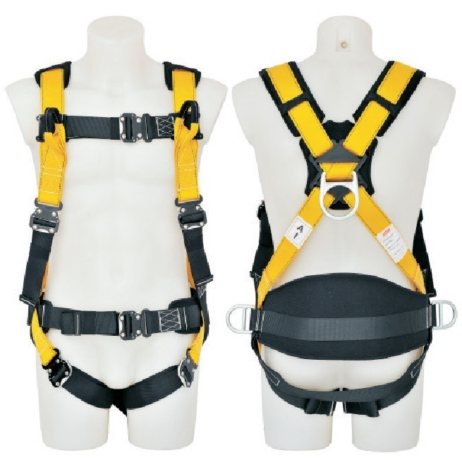 Industrial Fire Fighting Protection Safety Harness for Firemen