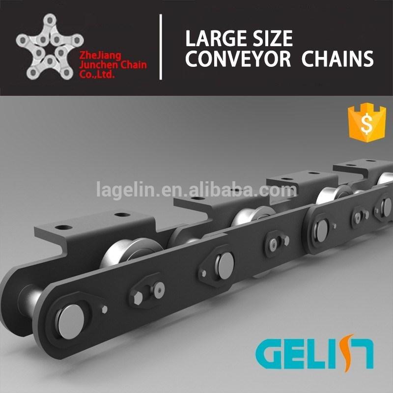 Zyl-BS-152 Large Size Alloy Steel Crawer Asphalt Paver Ha60 Ha45 Chains