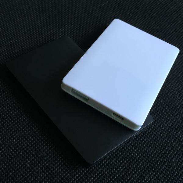 Christmas Promotional Gift Credit Card Ultra-Thin Mobile Power Bank (PB-J24)