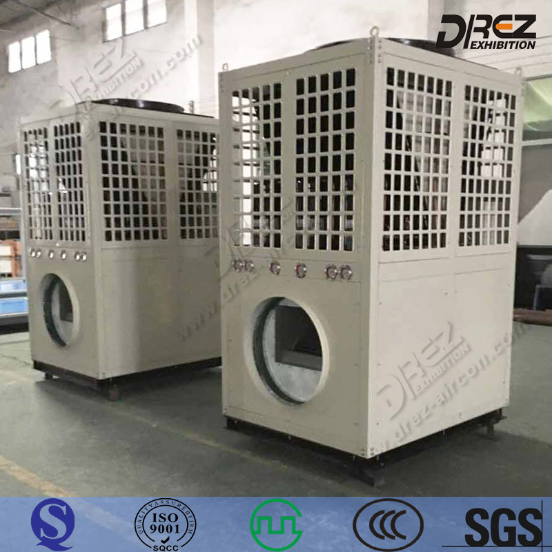 Central AC High Temperature Resistance Ductable Aircon Commercial Air Conditioner