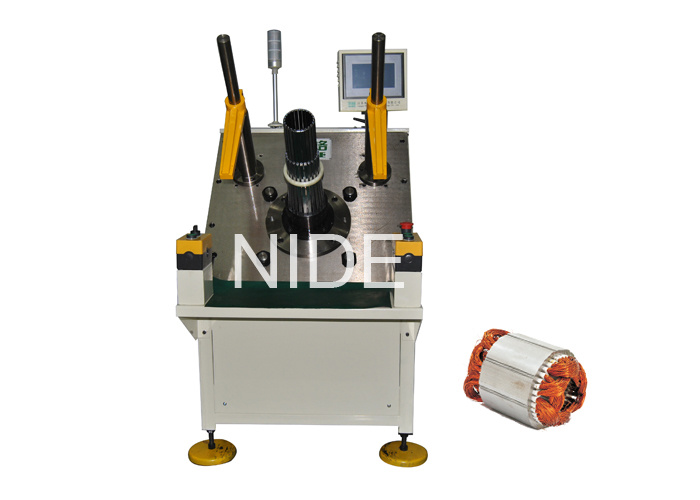 Air Conditioner Motor Stator Semi-Automatic Coil Winding Inserting Machine