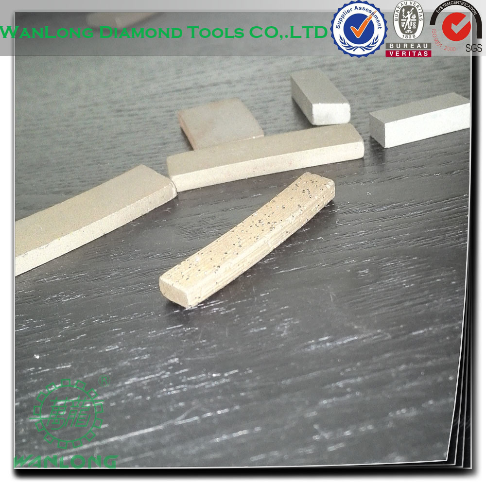 Fein Diamond Segment Saw Blade Tip Tools for Stone Cutting and Drilling